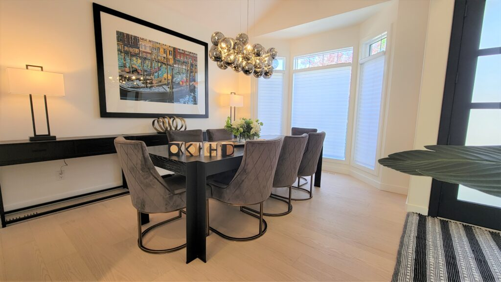 Case Study Part 1 Dining Room